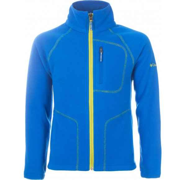 Джемпер Columbia Fast Trek II Full Zip Jr (синий 152)