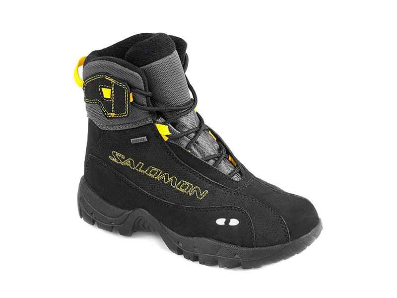 ботинки salomon b4 k graphic gtx jr